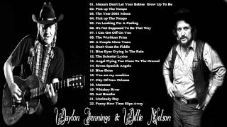 Best Songs Of Willie Nelson || Willie Nelsons Greatest Hits (Full Album 2015)