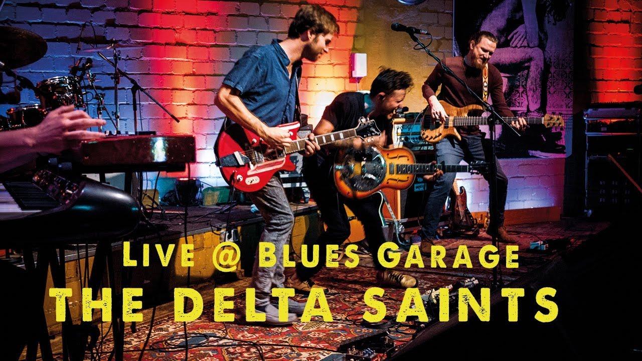 the delta saints blues garage 11 05 2018