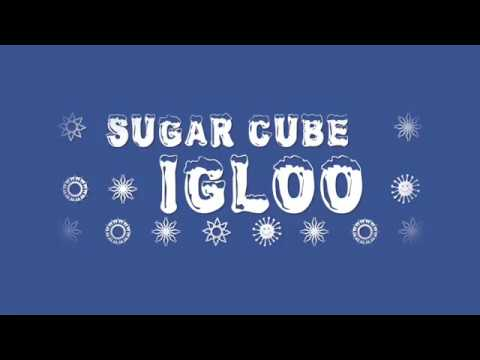 Sugar Cube Igloo