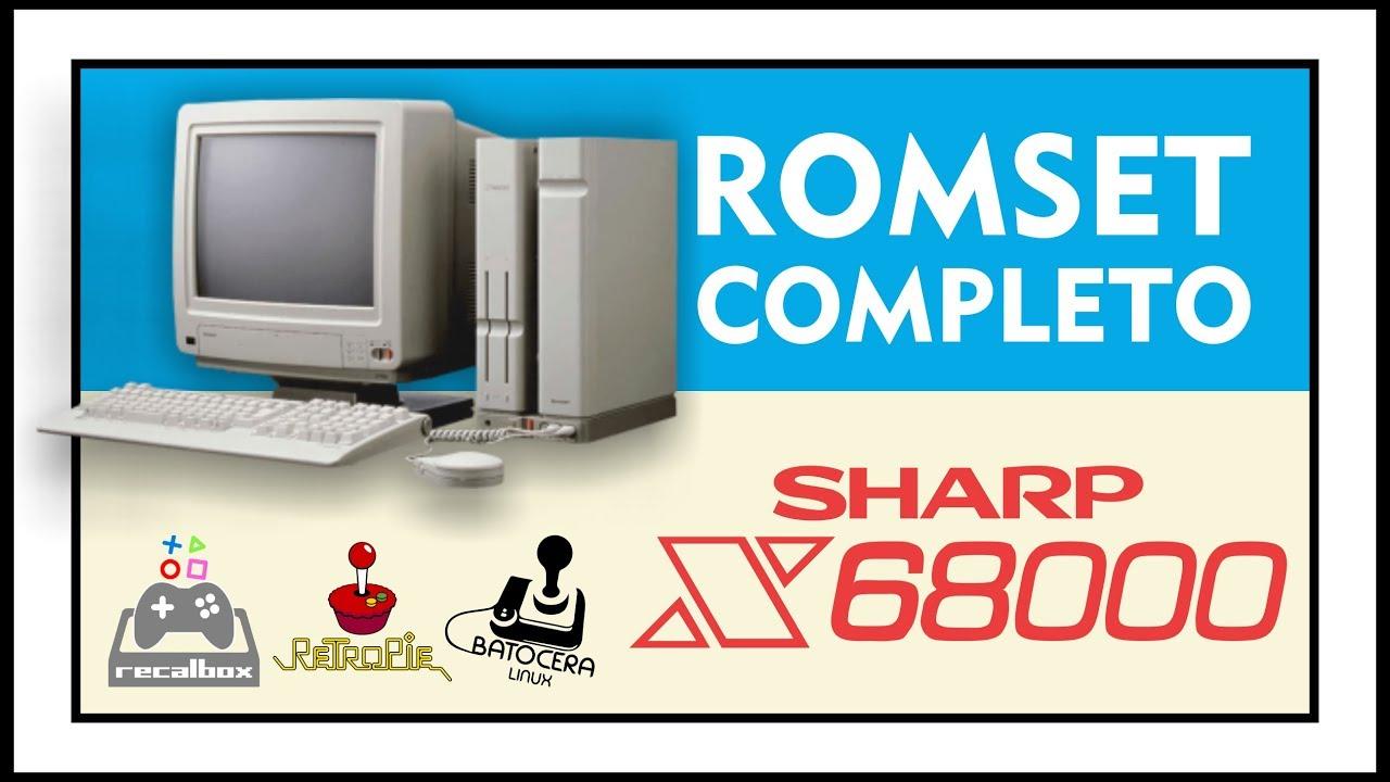 x68000 roms