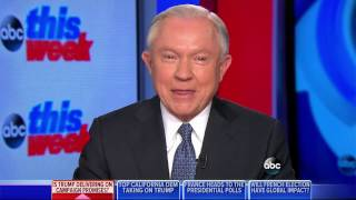 AG Sessions 'can't imagine' Dems shutting down government over border wall funding Free HD Video