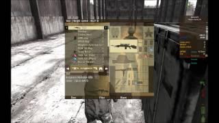 DayZ Chernarus United Warriors - soldiers vs. BTR-90