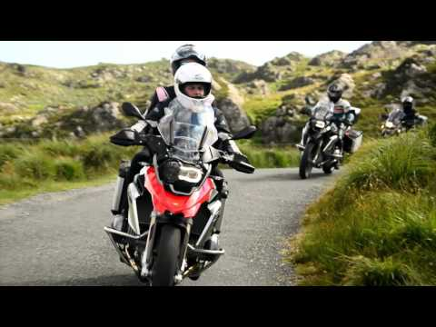 Ireland Motorcycle Rental with LemonRock BikeTours on Wild Atlantic Way