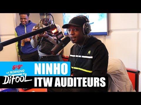 Youtube: Ninho – Interview Auditeurs #MorningDeDifool