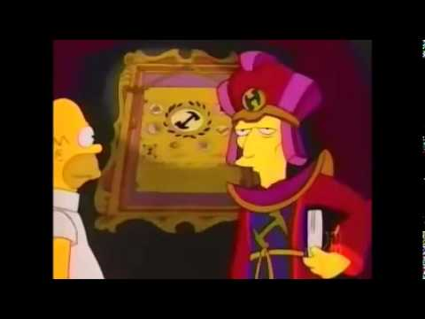 Simpsons Stonecutters Initiation and Song