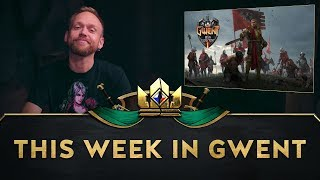 GWENT: The Witcher Card Game | This Week in GWENT 20.09.2019