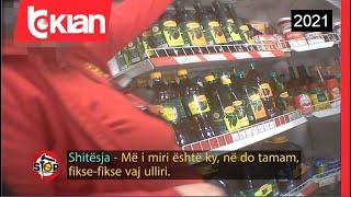 """Krimi Shendetsor """"Saranda Al"""" Shet Djathin E Mykur E Nderron Etiketat - Stop -2 Mars 2021"""