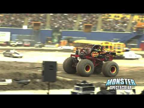 rock star monster truck last show