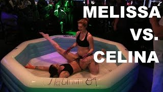 Girls Might Have A Crush On Each Other! | Celina Vs. Melissa  …
