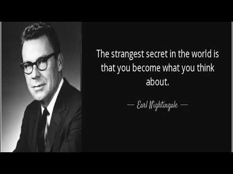 The Strangest Secret (Remix Audio)