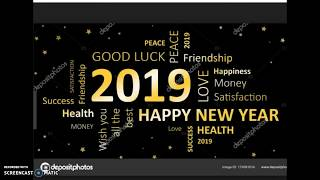 FACEBOOK Happy New Year 2019 Wishes Messages Quotes Images Greetings