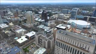 Sacramento Ca Drone Video