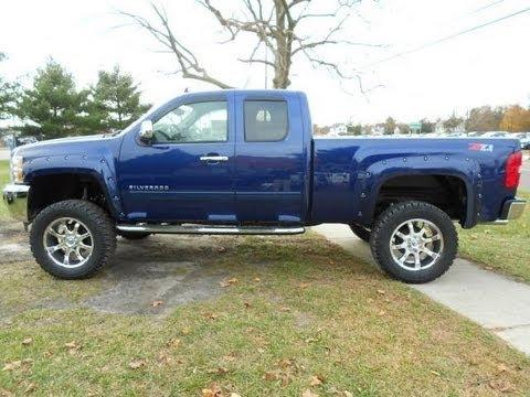 Lifted Silverado For Sale >> 2013 Chevy Silverado 1500 Rocky Ridge Altitude Lifted Truck For Sale - YouTube