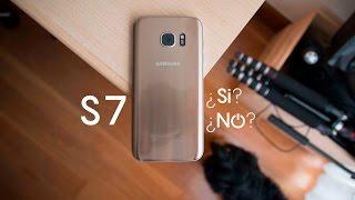Samsung Galaxy S7, ¿Merece la pena a día de hoy?