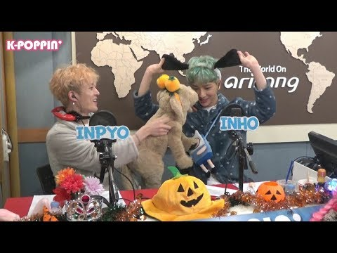 [K-Poppin']  Idol Class With IN2IT! (Halloween Special)