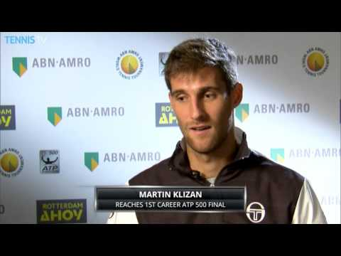 2016 ABN AMRO World Tennis Tournament - Semi-Final Highlights