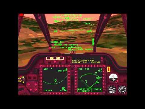 Janes Longbow 2 Win7 64bit - Recon/Strike