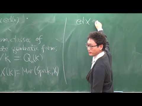 Baek, Sanghoon (University of Ottawa) / Essential dimension of algebraic structures / 2012-02-06