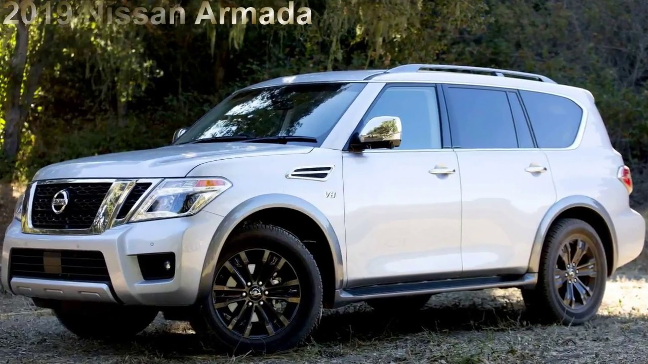2019 Nissan Armada - YouTube