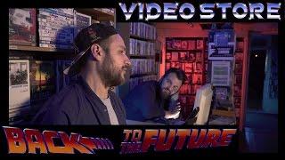 RETOUR VERS LE FUTUR - VIDEOSTORE #4