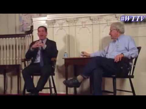 Noam Chomsky and Glenn Greenwald discuss Edward Snowden and the NSA - 2017