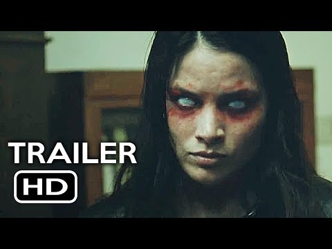 Darkness Rising Official Trailer #1 (2017) Katrina Law Horror Movie HD