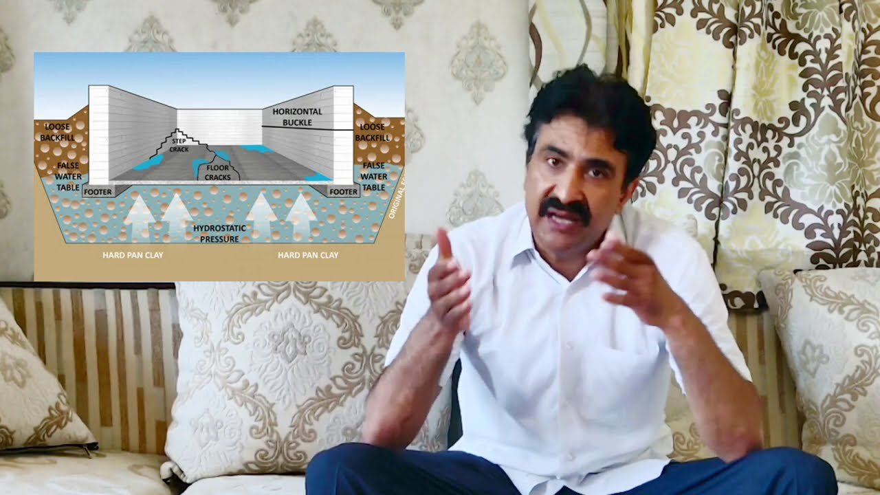 Seepage and Damp - Possible reasons, solutions and precautions. सीलन के कारण और उपाय।