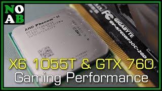 Phenom II X6 1055T + GTX 760 Gaming Performance (Destiny 2, Overwatch, PUBG, and more)