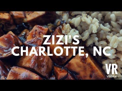 Zizi's Vegan Restaurant Charlotte, North Carolina