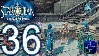 Star Ocean Integrity and Faithlessness PS4 Walkthrough - Part 36 - Dakaav Tunnel Trei'kur Slaughtery