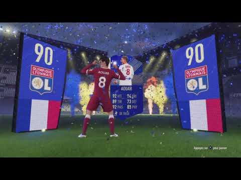 ON PACK LE MEILLEUR MILIEU FRANCAIS??!! FIFA 18 ULTIMATE TEAM