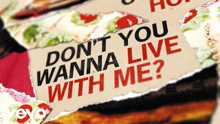 The Rolling Stones - Live With Me (Official Lyric Video)