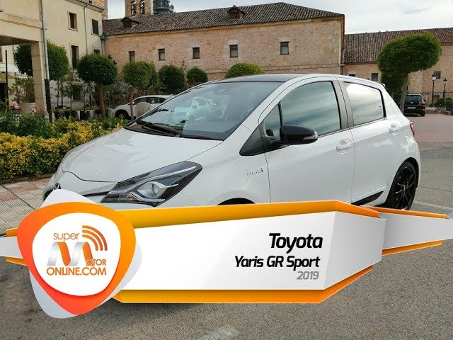 Toyota Yaris GR Sport 2019/ Al volante / Supermotoronline.com