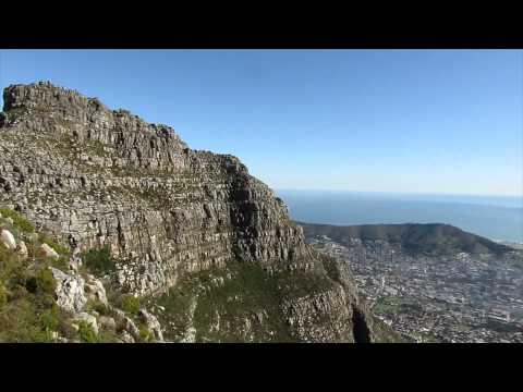 Devil's Peak via the Knife's Edge