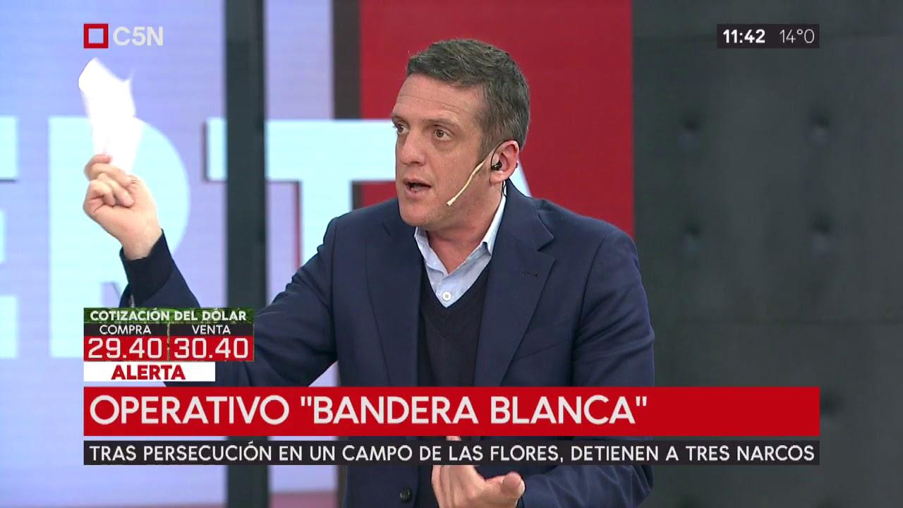 "Operativo ""Bandera Blanca"""