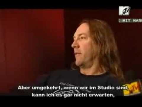 Short Tool interview MTV Rockzone 2006 with Maynard James Keenan and Danny Carey