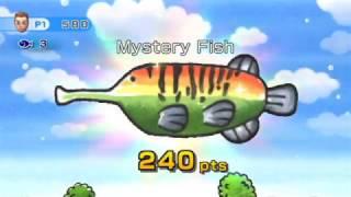 Wii Play - Fishing