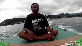 Selat Saireri Papua Serui - Waropen