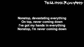 Papa Roach - Still Swingin' {Lyrics on screen} HD