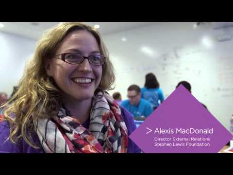 Aimia Data Philantrophy Event - Toronto 2015