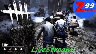 Dead by daylight solo play! - livestream! - come chill and hang out!  - say hello!