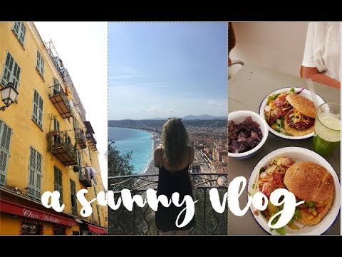 Sunday VLOG : Visit the south of France with me !