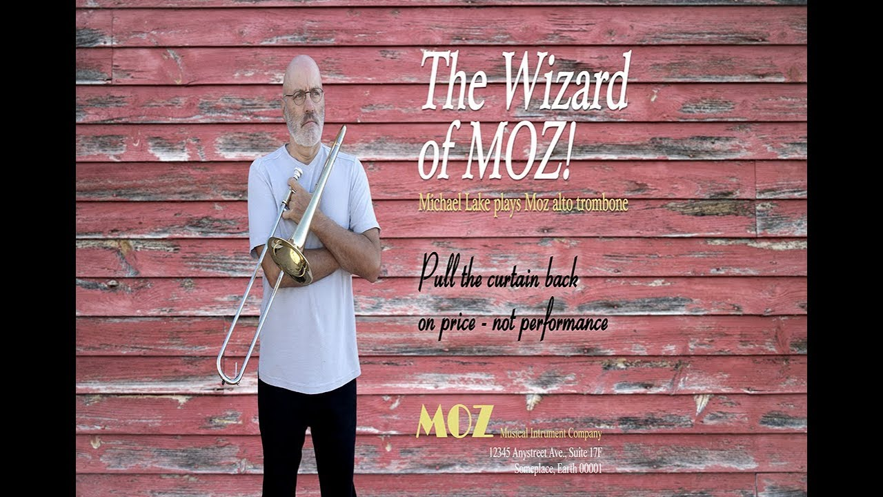An inexpensive quality alto trombone