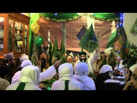 Mehfil E Milad Worthing 2012 Part 4