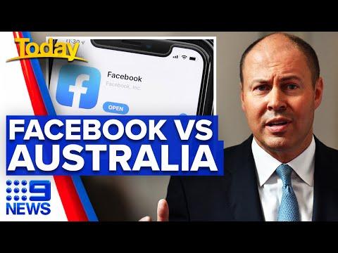 Tensions rise between Facebook and Australia   9 News Australia