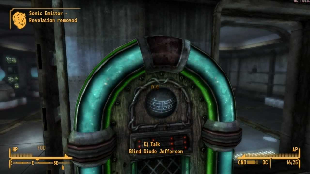 Fallout Nv Old World Blues Walkthrough Part 29 Activating The