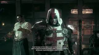 Batman: Arkham Knight episode 7 { Scène Bloquer }
