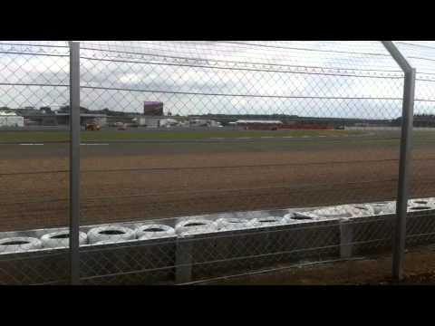 Satander British Grand Prix 2011 Q1