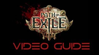 Lightning Strike Shadow (Dagger and Shield) Path of Exile Open Beta Build