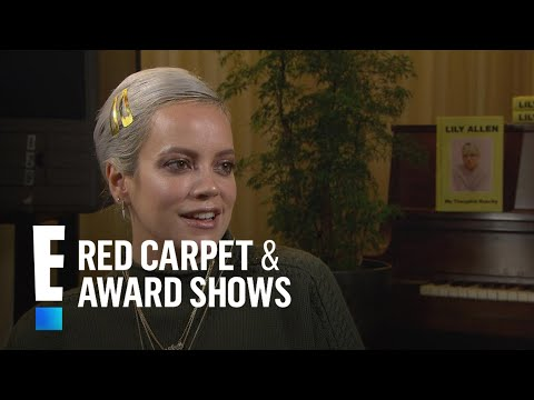 "Lily Allen Is ""Very Happy"" With BF Meridian Dan 